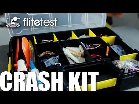 Flite Test - Crash Kit - FLITE TIP