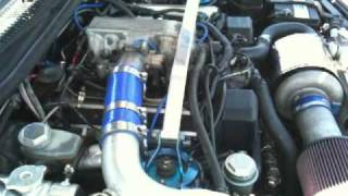 1UZ Supercharger with water\metanol injection - The Most