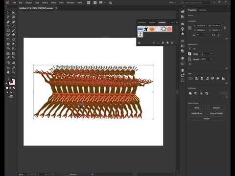 Adobe Illustrator CC 2018 - Creating Animation Tweens with Puppet Warp and Blend Tool (English)