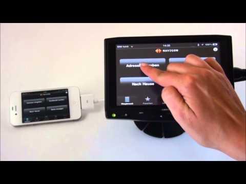 Smartphone-Uplink (iPhone, English speaker)