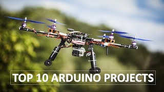 Top 10 Best Arduino Projects