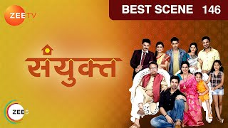 Sanyukt - संयुक्त - Episode 146 - March 28, 2017 - Best Scene - 1