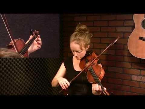 The Waterfall Gracenote: Scottish Fiddle Technique Lesson
