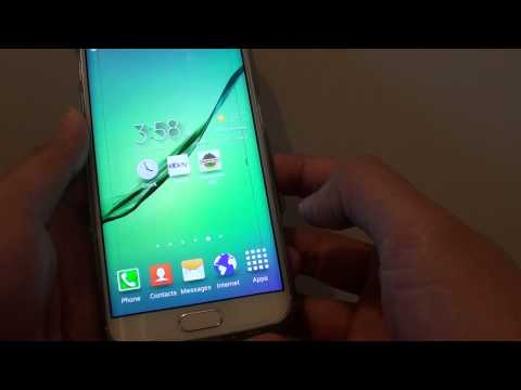 Samsung Galaxy S6 Edge: How to Find Total Storage Memory Size