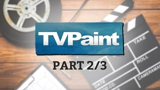 Starting an animated project with TVPaint: Publishing your storyboard (2/3)