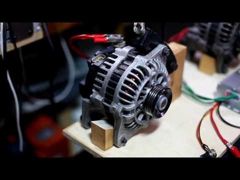 car alternator 12volt battery charger
