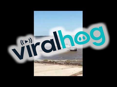 Boating Ramp Backup Fail    ViralHog