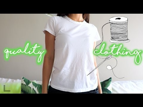 What to Look For in High Quality Clothes