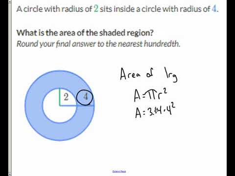 area shapes lesson