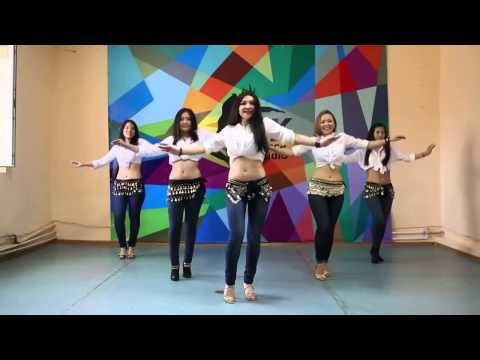 Drum solo - belly dance