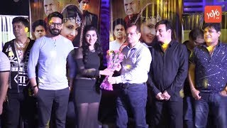 Mansi Dovhal Amit Bhaskar & Others At Music Launch Of