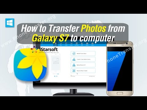 How to Transfer Photos from Galaxy S7 to Computer