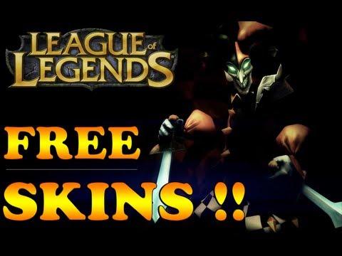 League Of Legends - How To Get League Of Legends Skins For Free (LoL Skin Mod) - LegendOfGamer