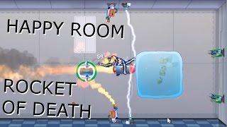 RIDING BIG ROCKET: Happy Room Episode 5