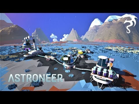 The Trade Platform, Fuel Condenser, and Flight Prep! - Ep10 - Astroneer Back to Space!