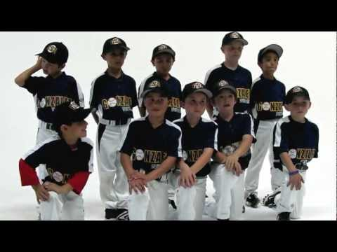 The Making of the Team Baseball Photo