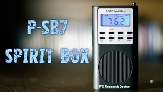 Download P-SB7 Spirit Box Session - Real Paranormal Activity Part 41 Video