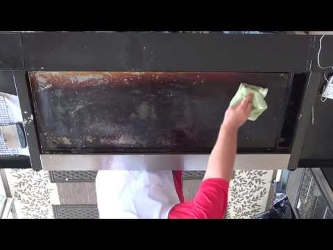 Griddle Master Video #1007 - How to Clean a Griddle Top Blackstone Griddle Alternative