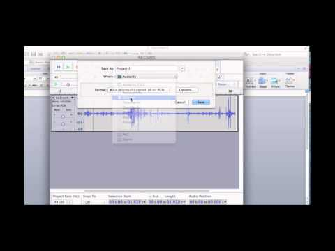 How to Upload your Audio File to Soundcloud
