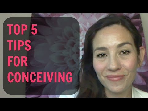 Top 5 Tips For Conceiving-Best Tips To Get Pregnant Fast