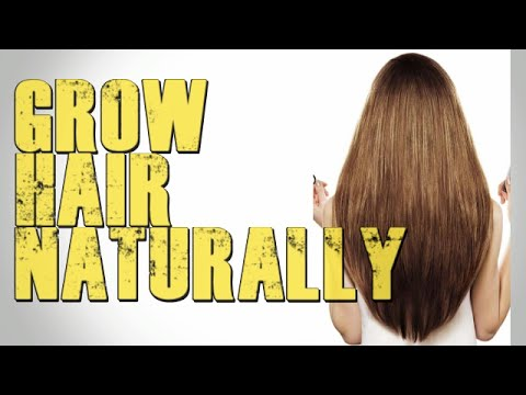 11 Steps To Grow Hair Faster And Thicker | Get Longer Hair Naturally At Home