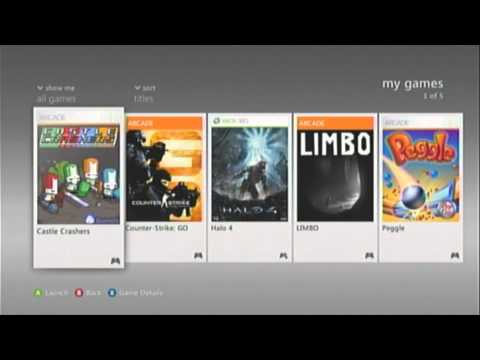 How to game share on xbox 360