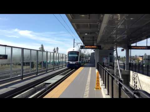 Seattle Light Rail Sea-Tac Airport