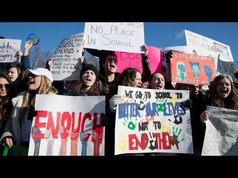 'This Day Matters to Us:' Parkland Students on the School Walkout