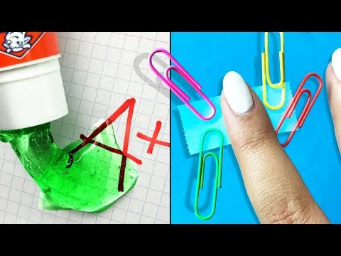 CRAZY School Supplies You NEED To Try - DIY