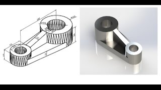 ▻SolidWorks Tutorial for Beginners Learn How to Design a