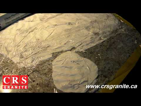 Granite Countertops by CRS Granite - How to Remove Oil Marks