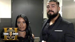 """Zelina Vega believes Andrade """"Cien"""" Almas is ready for his spotlight: Exclusive, Aug. 19, 2017"""