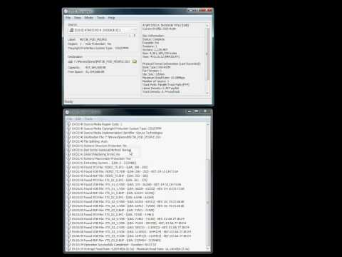 Rip a DVD to ISO File with DVD Decrypter
