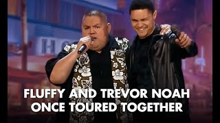 Fluffy and Trevor Noah Once Toured Together | Gabriel Iglesias