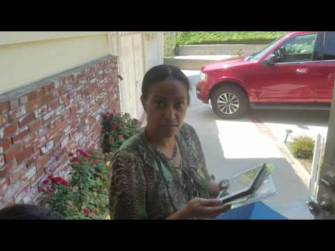 Jehovah Witnesses knocked On The Wrong Door - IUIC