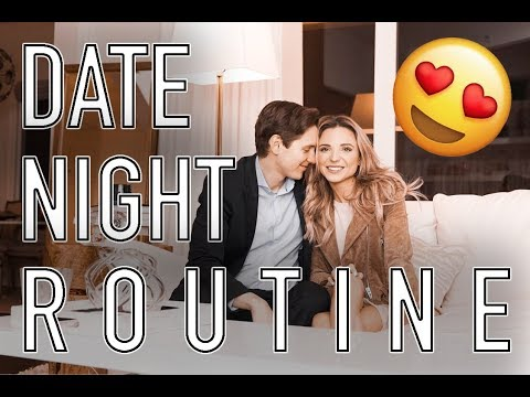 MY DATE NIGHT ROUTINE | How To Get Ready FAST!
