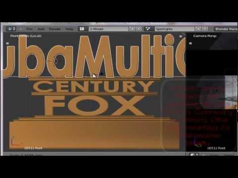Jak Zrobic Intro w Stylu 20th Century FOX