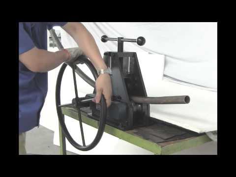 Bolton Tools - TR-50 - Tube & Pipe Bender Model