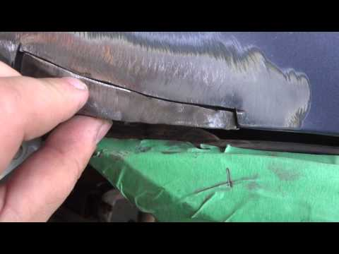How to Repair Rust and Weld Body Panels