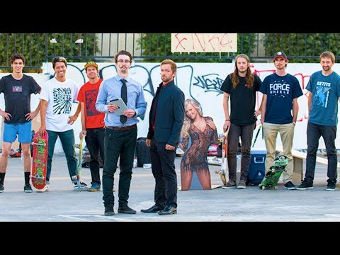 HOW THE REVIVE SKATEBOARDS TEAM BEGAN