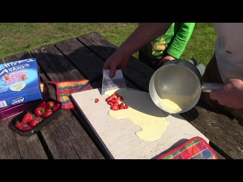 How To Make Home Made Ice-Cream Instantly!