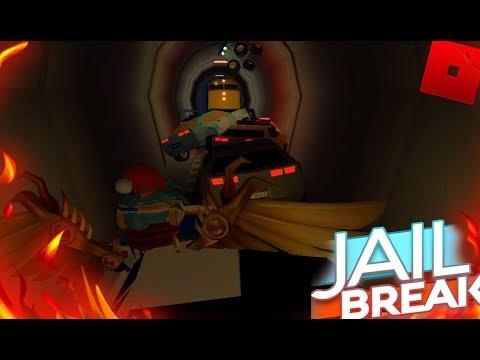 Cars Vs Jailbreak Train! | Roblox Jailbreak (FT Fans)