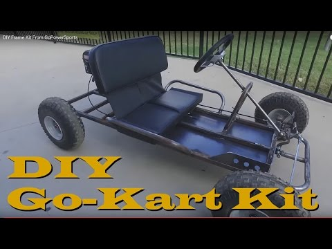 DIY Go Kart Kit Frame