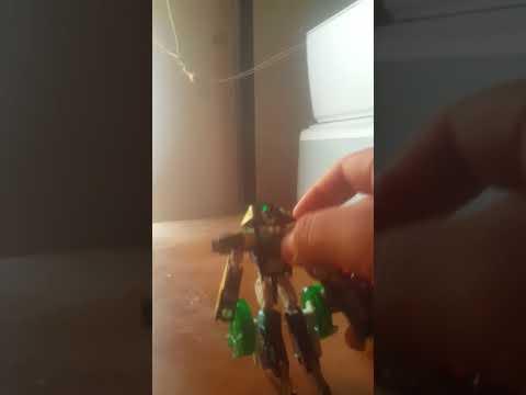 Transformers Cybertron Ransack GTS (Part 2/2)