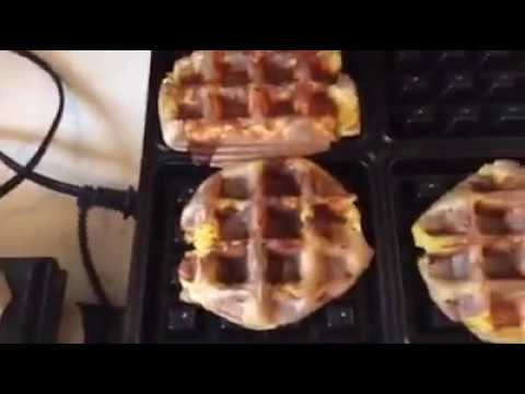 Potato Waffles!