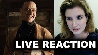 Split Trailer Reaction