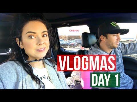 My favorite Costco items! + Healthy Smoothie Recipe! VLOGMAS DAY 1