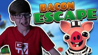 BACON ESCAPE!! iPad Game
