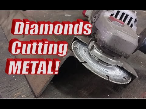 Diamond Cutoff Blade vs Abrasive
