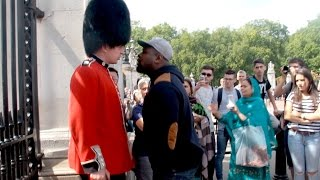 Make Way For The Queens Guard